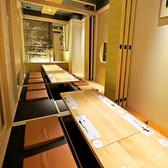 炭火と旬菜料理 季々 TOKITOKIの雰囲気3