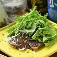 旬の素材でさかなもお肉もバランスよく、楽しいメニュー