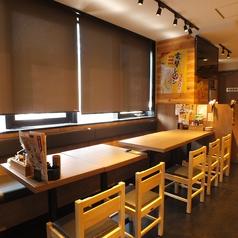 【水道橋】広い空間でのテーブル席★