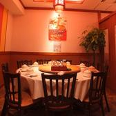 中華料理と言えば・・・回転テーブルもご用意◎
