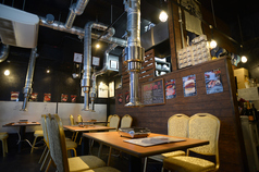 神の赤肉 那覇松山店の雰囲気1