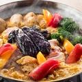 料理メニュー写真■ごろごろ野菜のスープカレー鍋【カレー】