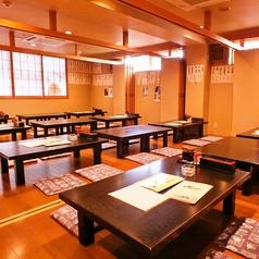 12名様×4室個室 (~12名/~24名/~36名/~48名になります)