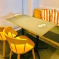 2F テーブル席☆2~4名様