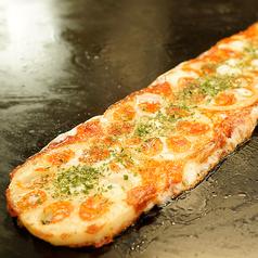 サクサク蓮根のチーズチップス