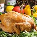 料理メニュー写真【1羽丸ごと!!】丸鶏のロースト