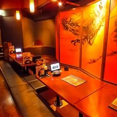 甘太郎 本八幡店の雰囲気1