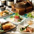 トラディショナル・ジャパニーズをコンセプトに銀座の洋食と京都の和食を融合した料理は当店自慢の味。