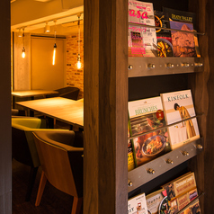 Cheese Meets Meat YOKOHAMA チーズミーツミート 横浜の雰囲気1