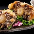 料理メニュー写真GOTOKU自慢の逸品・必食!!国産牛テールの炙り焼き