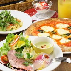 pizzeria VIVO ヴィヴォのコース写真