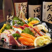 焼酎・日本酒充実♪