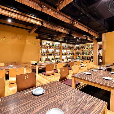 九州うまいもん通り 博多再生酒場の雰囲気1