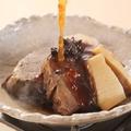 料理メニュー写真イベリコ豚と筍のスターアニス煮