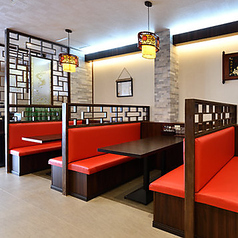四季 中華料理の雰囲気1