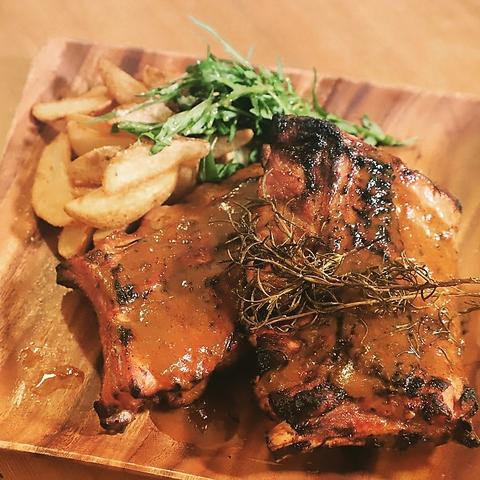 ◆オリーブ肉盛りコース◆料理7品+2時間飲み放題込⇒4980円
