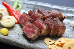 Premium Wagyu Steak 花郷イメージ