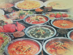 RAJA ラージャ 調布店のコース写真