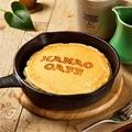 料理メニュー写真メープル&バターパンケーキ