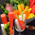 島根県直送の美味しい野菜も存分にお楽しみ頂けます。