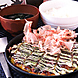 お好み焼き豚定食☆790円