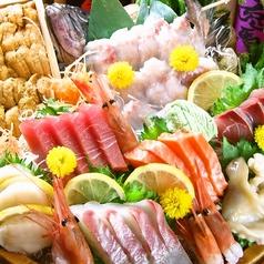 つきじ市場食堂 東陽役所市場店の写真