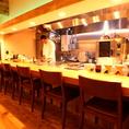 「家のキッチン.」自慢のオープンキッチン!