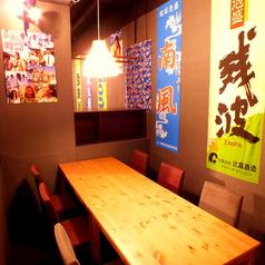 扉を開ければ、そこには沖縄が広がっていますよ♪一人で行く沖縄への旅はいかがですか?泡盛を片手に海ぶどうを食べれば明日への英気が養われます!もちろんお食事だけでも構いません!出張中のお食事はいかがですか?