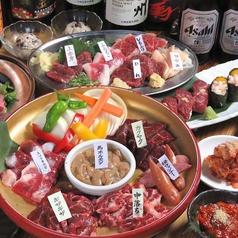 桜屋 馬力キング 小倉店のコース写真
