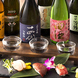◆プレミアム日本酒を常時ご用意しています!