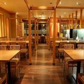 【半個室:4~50名様用】テーブル席