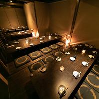 [徳島駅前]宴会はゆったり落ち着く和の個室空間居酒屋