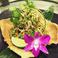 料理メニュー写真青パパイヤのサラダ