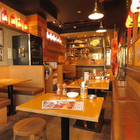 神田の肉バル RUMP CAP(ランプキャップ) 立川店|店舗イメージ4