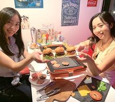 ハンバーガーとクラフトビールの研究所 T's★LAB ティーズスターラボの写真