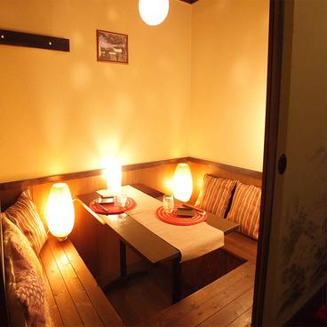 隠れ家肉バル TiKi・TiKi チキチキ 川崎店の雰囲気1