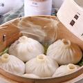 料理メニュー写真上海風肉汁たっぷりショーロンポー