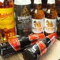 世界各国のビール&焼酎