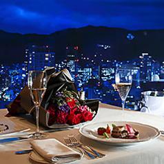 フランス料理レストラン エメラルド ホテルオークラ神戸の写真