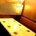 ●テーブル個室も人気です☆
