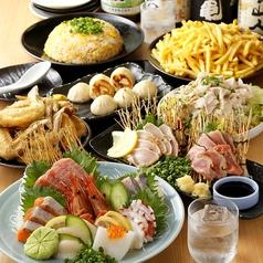 酔っ手羽 ヨドバシAKIBA店のコース写真