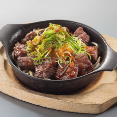 料理メニュー写真■サイコロステーキ