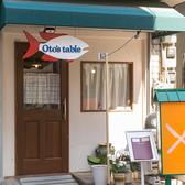 Oto's tableの雰囲気3