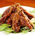 料理メニュー写真伝統の味dio wing~バッファローチキン~