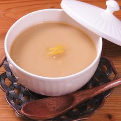 料理メニュー写真海老出汁茶碗蒸し