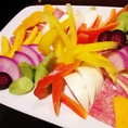 この度京のふるさと産品協会に旬の京野菜提供店として認定されました!仕入にこだわり旬の新鮮なお野菜を提供しております。彩りも豊かで見た目にも美しく、女子会などにおすすめです。