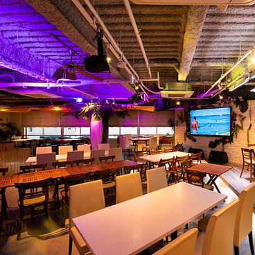Party&Music Hall ルーカ LVCAの雰囲気1