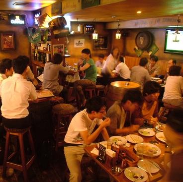 ザ リフィー タヴァーン The Liffey Tavern 新潟駅前店の雰囲気1