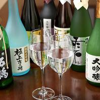 7つの酒蔵直送の厳選された日本酒