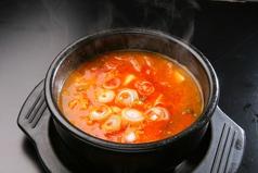 アリラン特製激辛スープ